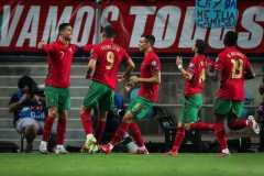 Cristiano Ronaldo cetak 3 gol saat Portugal gilas Luksemburg 5-0
